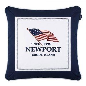 Newport Seabrook Flag Tyyny Sininen 50x50 Cm