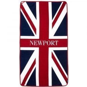Newport Union Jack Kylpypyyhe 180x100 Cm