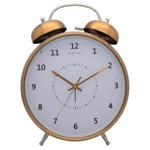 Nextime Wake Up 23 Herätyskello Kupari