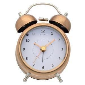 Nextime Wake Up 9 Herätyskello Kupari