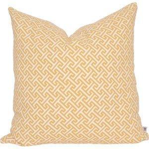 Nina Kullberg Athens Tyynynpäällinen Yolk Yellow