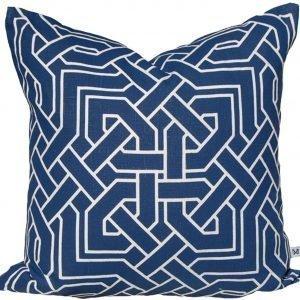Nina Kullberg Istanbul Tyynynpäällinen Indian Teal Blue