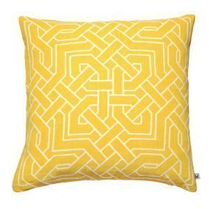 Nina Kullberg Istanbul Tyynynpäällinen Yolk Yellow 45x45 Cm