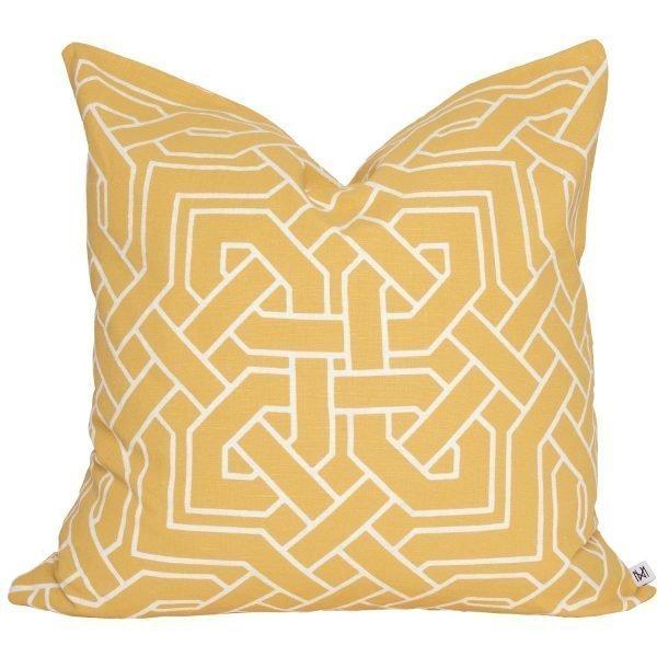 Nina Kullberg Istanbul Tyynynpäällinen Yolk Yellow