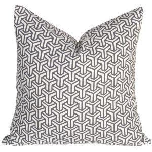 Nina Kullberg London Tyynynpäällinen Charcoal Grey