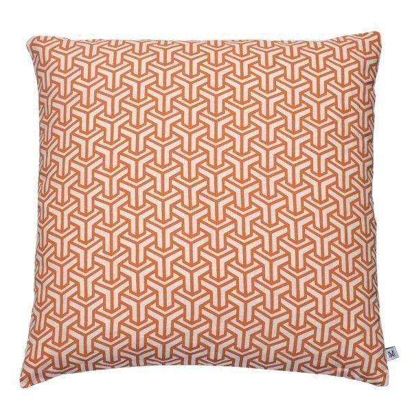 Nina Kullberg London Tyynynpäällinen Orange Ochre 45x45 Cm