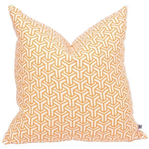 Nina Kullberg London Tyynynpäällinen Orange Ochre