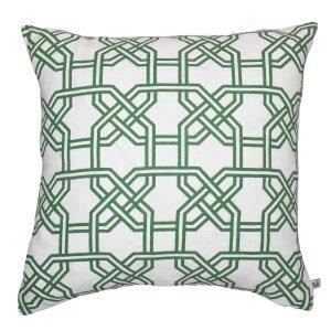 Nina Kullberg Paris Tyynynpäällinen English Ivy Green 45x45 Cm