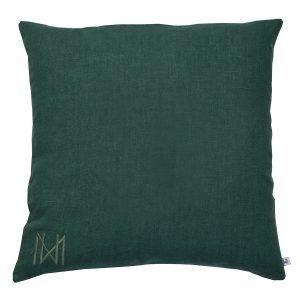 Nina Kullberg Plain Tyynynpäällinen Bistro Green 45x45 Cm