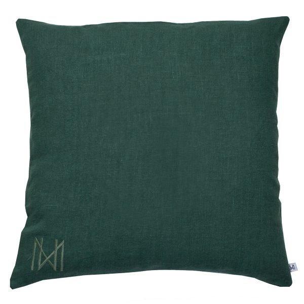 Nina Kullberg Plain Tyynynpäällinen Bistro Green