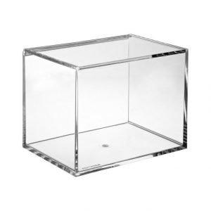 Nomess Copenhagen Clear Box Tall Kannellinen Säilytyslaatikko