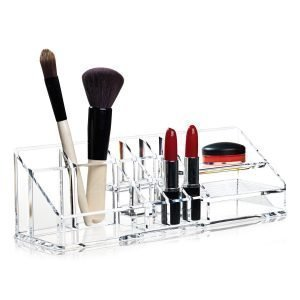 Nomess Copenhagen Clear Make Up Organiser Meikkiteline