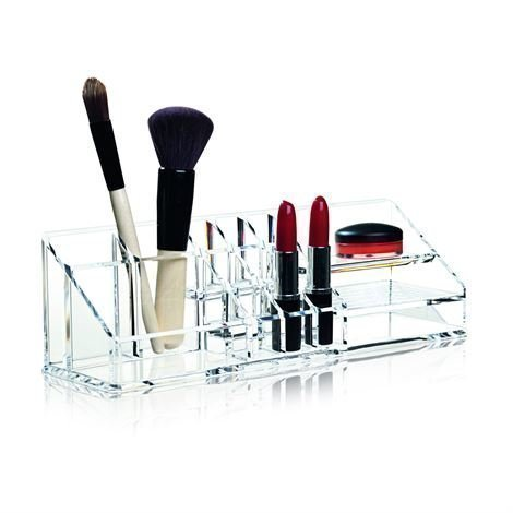 Nomess Copenhagen Clear Make-Up Organizer Small