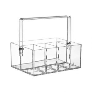 Nomess Copenhagen Clear Tool Box Säilytyslaatikko