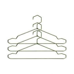 Nomess Copenhagen Hexagon Vaateripustin 3 kpl