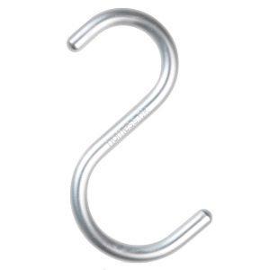 Nomess Copenhagen S Hook Ripustin Alumiini 5-Pakkaus
