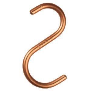 Nomess Copenhagen S Hook Ripustin Kupari 5-Pakkaus