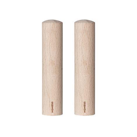 Nomess Copenhagen Wood Koukku 2 kpl Luonnonvärinen