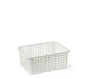 Nordiska Plast Rondo Muovikori Valkoinen 1