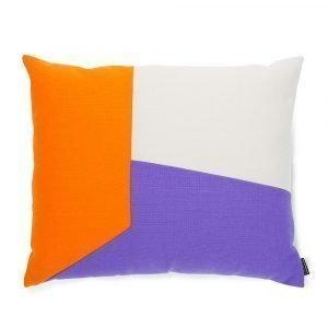 Normann Copenhagen Angle Tyyny Oranssi / Violetti