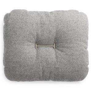 Normann Copenhagen Hi Wool Tyyny Harmaa 50x60 Cm