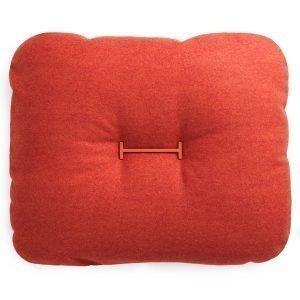 Normann Copenhagen Hi Wool Tyyny Punainen 50x60 Cm