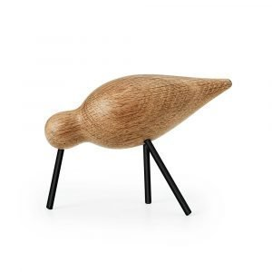 Normann Copenhagen Shorebird Medium Musta