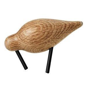 Normann Copenhagen Shorebird Puuhahmo S Musta