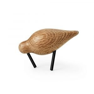 Normann Copenhagen Shorebird Small Musta