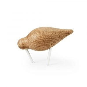 Normann Copenhagen Shorebird Small Valkoinen