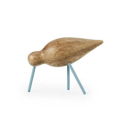 Normann Copenhagen Shorebird Tammi-Sininen Keskikokoinen