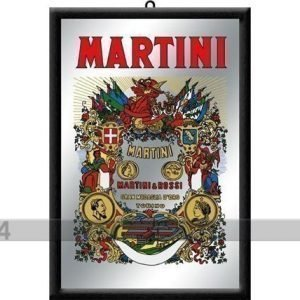 Nostalgic Art Retro Mainospeili Martini
