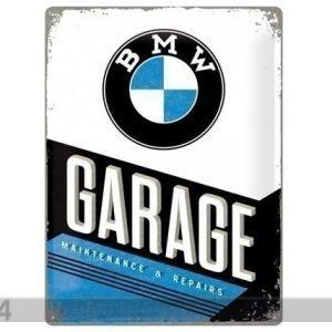 Nostalgic Art Retro Metallijuliste Bmw Garage 30x40 Cm