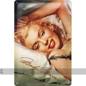 Nostalgic Art Retro Metallijuliste Marilyn Monroe 20x30 Cm