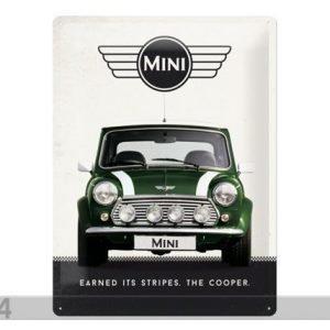 Nostalgic Art Retro Metallijuliste Mini Cooper 30x40 Cm