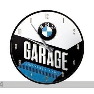 Nostalgic Art Retro Seinäkello Bm Garage