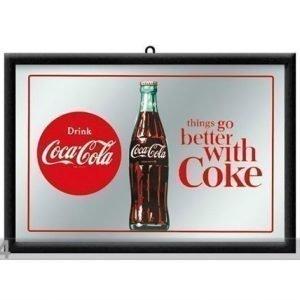 Nostalgic Art Retrotyylinen Mainospeili Drink Coca-Cola