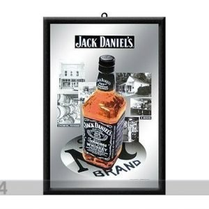 Nostalgic Art Retrotyylinen Mainospeili Jack Daniels Pullo