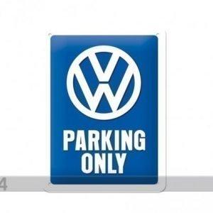 Nostalgic Art Retrotyylinen Metallijuliste Parking Only 30x40 Cm