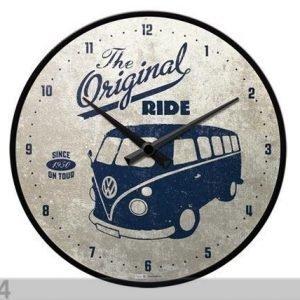 Nostalgic Art Retrotyylinen Seinäkello Vw The Original Ride