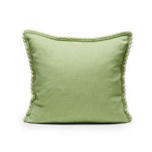Odd Molly Home Lovely Knit Tyynynpäällinen Vihreä 50x50 Cm