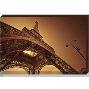 Og Taulu Canvas - Eiffel Tower In Paris 50x70 Cm