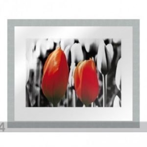 Og Taulu Modern - Two Red Tulips1 20x25 Cm