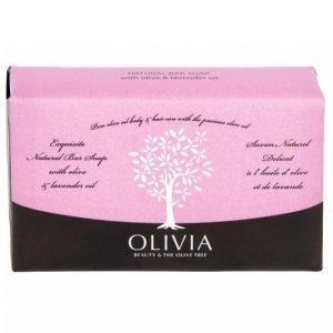 Olivia Traditional Olive Oil Soap Saippua