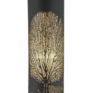 Oriva Pöytävalaisin Tree Musta