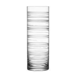 Orrefors Graphic Maljakko Cylinder 30 Cm