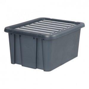 Orthex Storex Säilytyslaatikko Harmaa 35 L