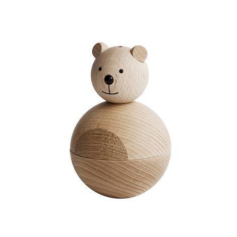 Oyoy Bear Puuhahmo Pyökki-Tammi