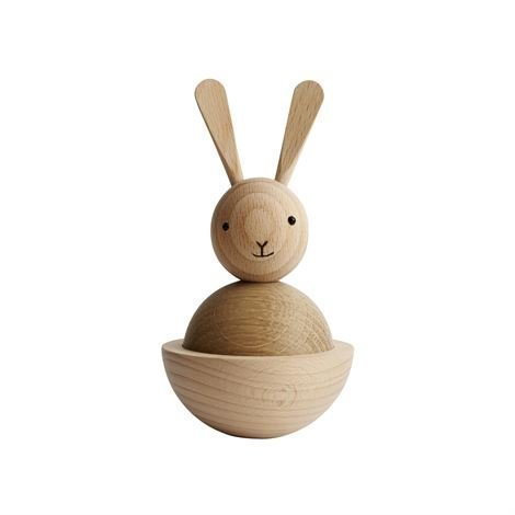 Oyoy Rabbit Puuhahmo Pyökki-Tammi