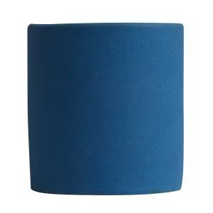 Oyoy Why Not Cylinder Ruukku Small Dazzling Blue